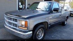 1994 Chevrolet C/K 1500 Reg. Cab W/T 6.5-ft. bed 2WD