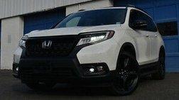 2019 Honda Passport Elite