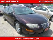 2003 Chrysler 300M Base