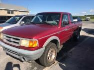 1995 Ford Ranger STX