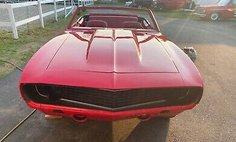 1969 Chevrolet Camaro conv