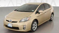 2010 Toyota Prius V Hatchback 4D