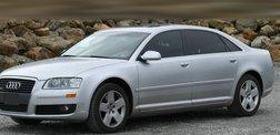 2006 Audi A8 quattro