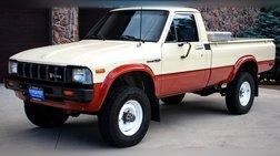 1983 Toyota Pickup Deluxe
