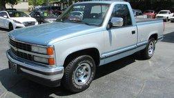 1989 Chevrolet C/K 1500 C1500 Silverado