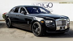 2017 Rolls-Royce Ghost Base