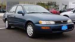 1993 Toyota Corolla LE