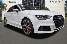 2018 Audi S3 2.0T quattro Premium Plus