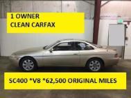 1996 Lexus SC 400 Base