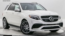 2018 Mercedes-Benz GLE-Class AMG GLE 63