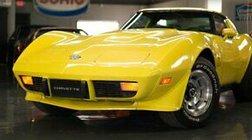 1978 Chevrolet Corvette #'s Match, T-Tops