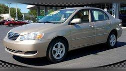 2006 Toyota Corolla LE W/LEATHER