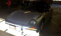 2001 Mitsubishi Eclipse Spyder GT