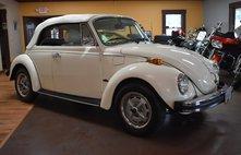 1976 Volkswagen Beetle SUPER BEETLE CONVERTIBLE