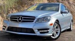 2014 Mercedes-Benz C-Class C 250 Sport