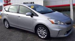 2013 Toyota Prius v Five