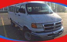 2000 Dodge Ram Wagon 3500 Maxi