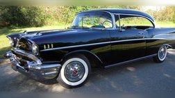 1957 Chevrolet Bel Air gold