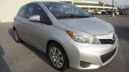 2014 Toyota Yaris Unknown
