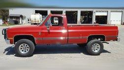 1986 Chevrolet C/K 30 Series Square body