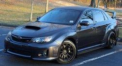 2012 Subaru Impreza WRX STi WRX STI Limited