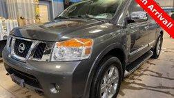 2011 Nissan Armada Platinum
