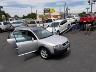2003 Audi Allroad Base
