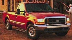 1999 Ford Super Duty F-350 XLT