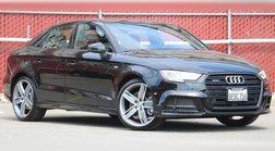 2020 Audi A3 2.0T quattro Premium Plus S line