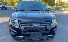 2019 Ford Explorer Police Interceptor