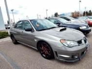 2006 Subaru Impreza WRX WRX TR