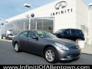 2011 Infiniti G25 x