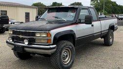 1992 Chevrolet C/K 2500 HD Ext Cab 155.5