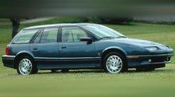 1995 Saturn S-Series SW2