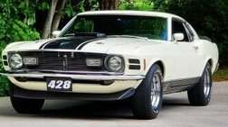 1970 Ford Mustang - Mach 1 - 428 Cobra Jet - SEE VIDEO