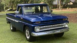 1965 Chevrolet RUNS AND DRIVES