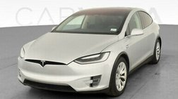 2017 Tesla Model X Model X 75D Sport Utility 4D