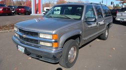 1999 Chevrolet Suburban 1500 4WD