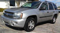 2005 Chevrolet TrailBlazer LS 4WD
