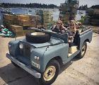 1965 Land Rover  Base