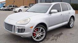 2008 Porsche Cayenne Turbo