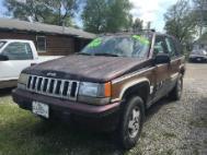 1993 Jeep Grand Wagoneer Base
