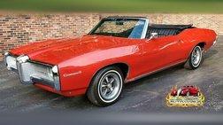 1969 Pontiac Le Mans Convertible Sport