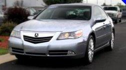 2011 Acura RL 3.7
