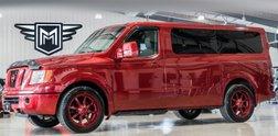 2016 Nissan NV Passenger SL