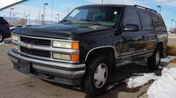 1998 Chevrolet Tahoe Base