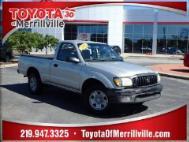 2001 Toyota Tacoma Base