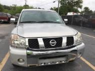 2005 Nissan Titan SE Crew Cab