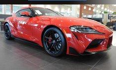 2020 Toyota Supra 3.0 PREMIUM LAUNC