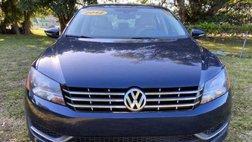 2012 Volkswagen Passat TDI SE